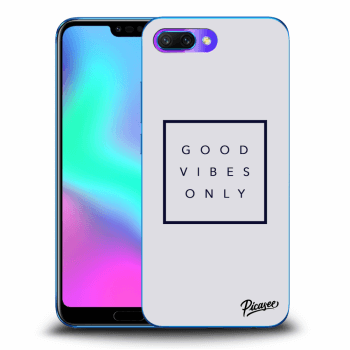 Obal pre Honor 10 - Good vibes only