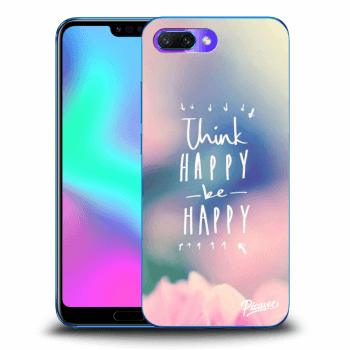Obal pre Honor 10 - Think happy be happy