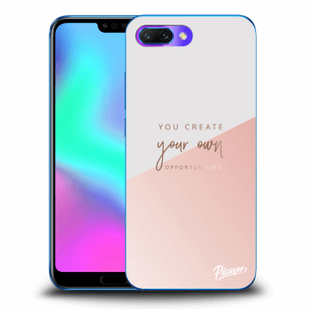 Obal pre Honor 10 - You create your own opportunities