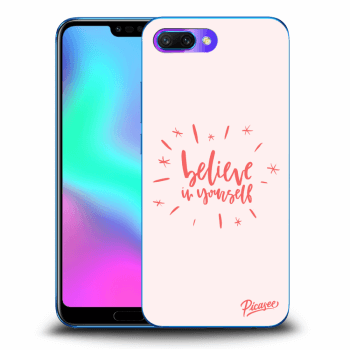 Obal pre Honor 10 - Believe in yourself