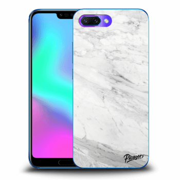 Obal pre Honor 10 - White marble