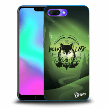 Obal pre Honor 10 - Wolf life