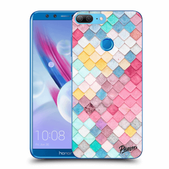 Obal pre Honor 9 Lite - Colorful roof