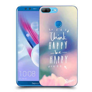 Obal pre Honor 9 Lite - Think happy be happy