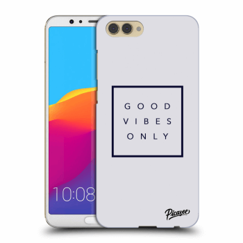 Obal pre Honor View 10 - Good vibes only