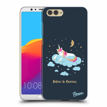 Obal pre Honor View 10 - Believe In Unicorns