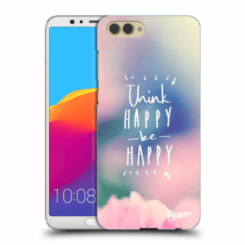 Obal pre Honor View 10 - Think happy be happy