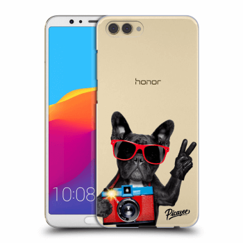 Obal pre Honor View 10 - French Bulldog