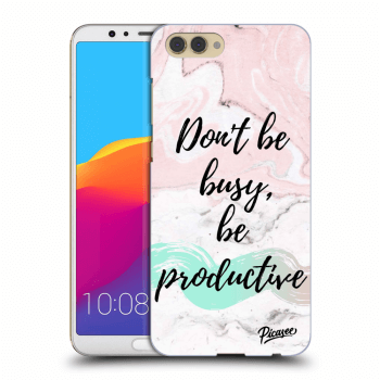 Obal pre Honor View 10 - Don't be busy, be productive