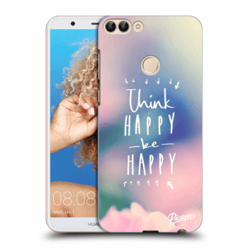 Obal pre Huawei P Smart - Think happy be happy