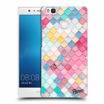 Obal pre Huawei P9 Lite - Colorful roof