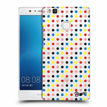 Obal pre Huawei P9 Lite - Colorful dots
