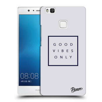 Obal pre Huawei P9 Lite - Good vibes only