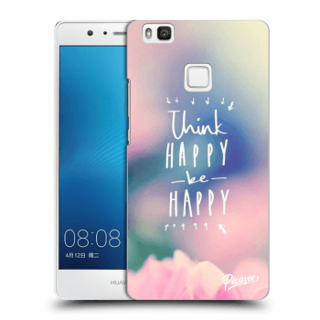 Obal pre Huawei P9 Lite - Think happy be happy