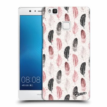 Obal pre Huawei P9 Lite - Feather 2