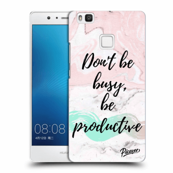 Obal pre Huawei P9 Lite - Don't be busy, be productive