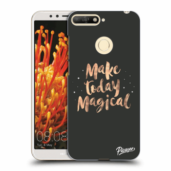 Obal pre Huawei Y6 Prime 2018 - Make today Magical