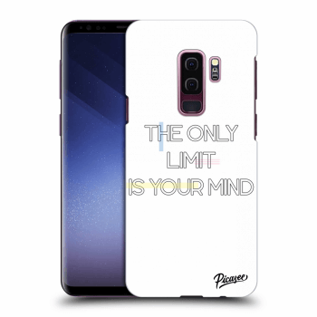 Obal pre Samsung Galaxy S9 Plus G965F - The only limit is your mind