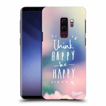 Obal pre Samsung Galaxy S9 Plus G965F - Think happy be happy