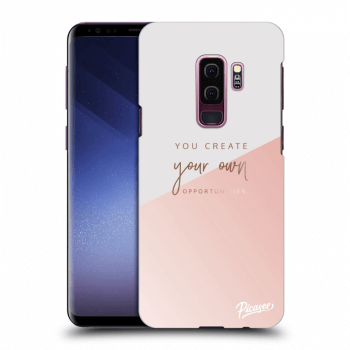 Obal pre Samsung Galaxy S9 Plus G965F - You create your own opportunities