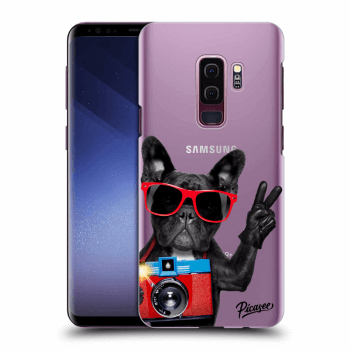 Obal pre Samsung Galaxy S9 Plus G965F - French Bulldog