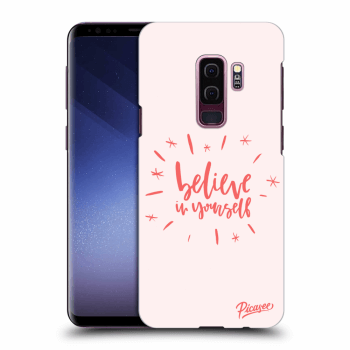 Obal pre Samsung Galaxy S9 Plus G965F - Believe in yourself