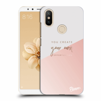 Obal pre Xiaomi Mi A2 - You create your own opportunities