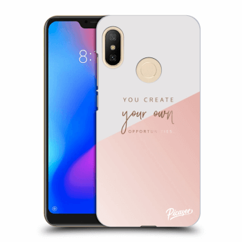 Obal pre Xiaomi Mi A2 Lite - You create your own opportunities