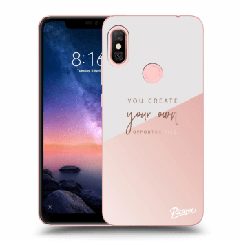 Obal pre Xiaomi Redmi Note 6 Pro - You create your own opportunities