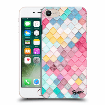 Obal pre Apple iPhone 7 - Colorful roof
