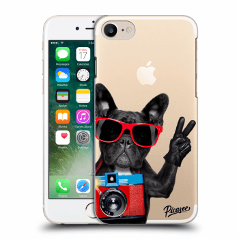 Obal pre Apple iPhone 7 - French Bulldog