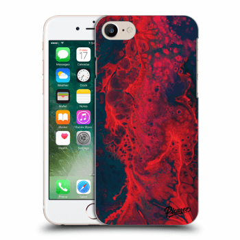 Obal pre Apple iPhone 7 - Organic red