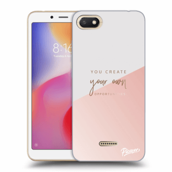 Obal pre Xiaomi Redmi 6A - You create your own opportunities