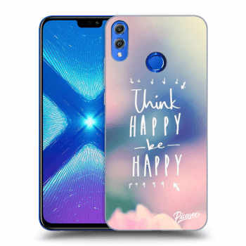 Obal pre Honor 8X - Think happy be happy