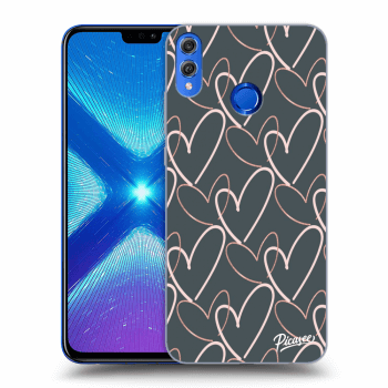 Obal pre Honor 8X - Lots of love