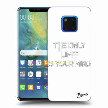 Obal pre Huawei Mate 20 Pro - The only limit is your mind