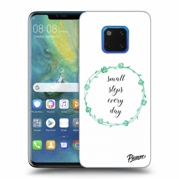 Obal pre Huawei Mate 20 Pro - Small steps every day