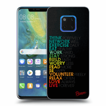 Obal pre Huawei Mate 20 Pro - Motto life