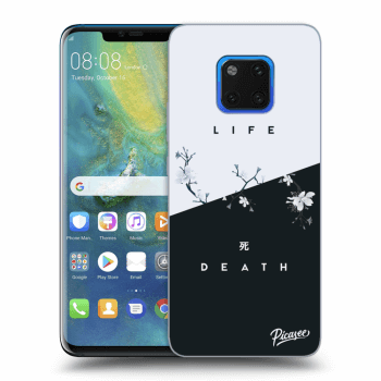 Obal pre Huawei Mate 20 Pro - Life - Death