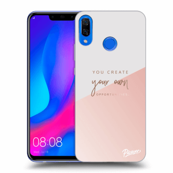 Obal pre Huawei Nova 3 - You create your own opportunities