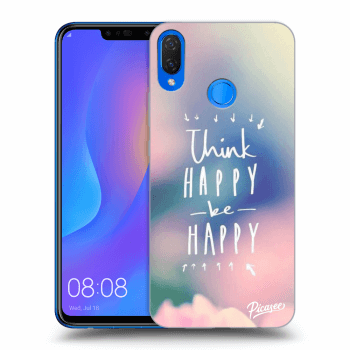Obal pre Huawei Nova 3i - Think happy be happy