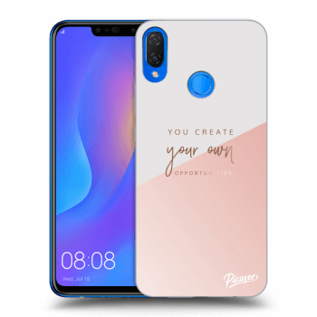 Obal pre Huawei Nova 3i - You create your own opportunities