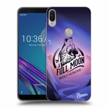 Obal pre Asus ZenFone Max Pro (M1) ZB602KL - Wolf