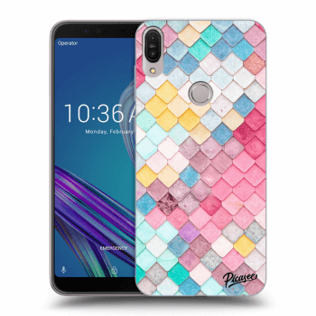 Obal pre Asus ZenFone Max Pro (M1) ZB602KL - Colorful roof