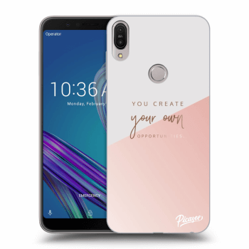Obal pre Asus ZenFone Max Pro (M1) ZB602KL - You create your own opportunities