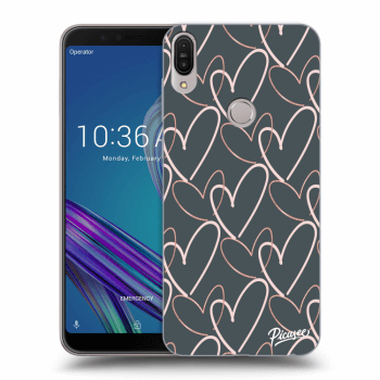 Obal pre Asus ZenFone Max Pro (M1) ZB602KL - Lots of love