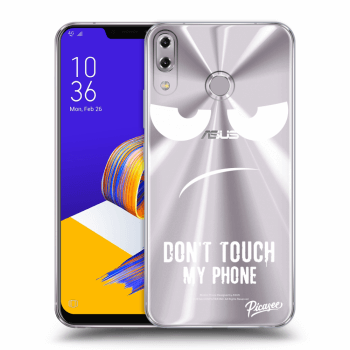 Obal pre Asus ZenFone 5 ZE620KL - Don't Touch My Phone