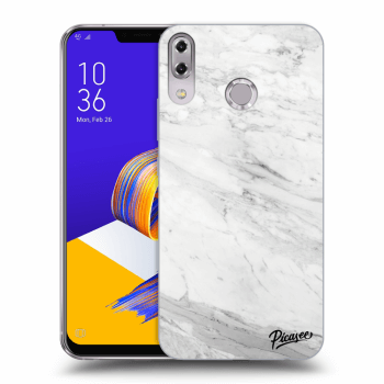 Obal pre Asus ZenFone 5 ZE620KL - White marble