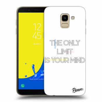 Obal pre Samsung Galaxy J6 J600F - The only limit is your mind