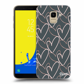 Obal pre Samsung Galaxy J6 J600F - Lots of love